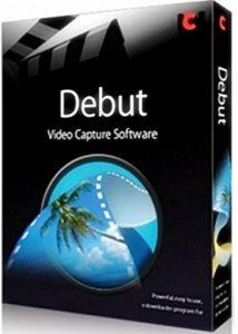 Debut Video Capture Crack Pro 7.59
